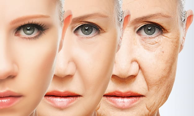 Secrets to Slow Down Aging