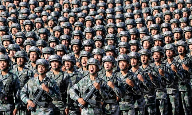 The Most Powerful Military Nations in the World in 2017