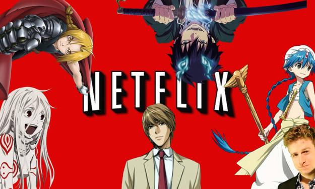 10 Best Anime on Netflix