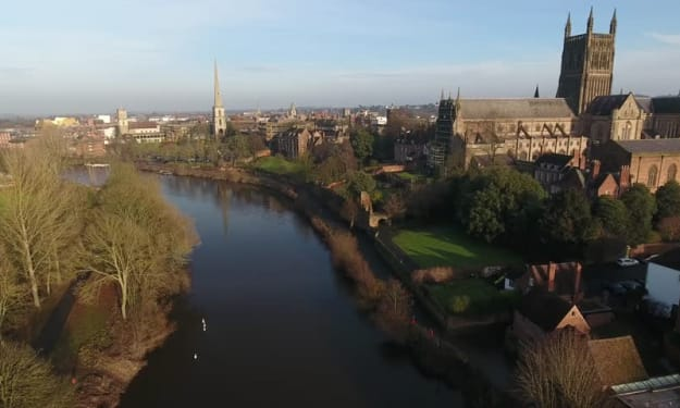 5 Amazing Places to Eat in Worcester (UK)