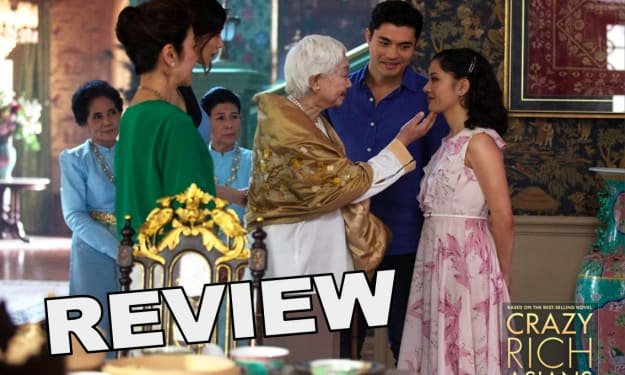 'Crazy Rich Asians' Not Only Provides Refreshing Asian Representation, but Is Also a Solid Rom-Com