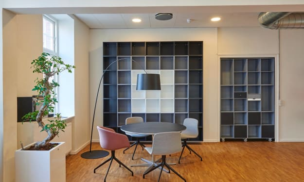 Positive Vibes, Happy Employees: How Professional Painters Can Help Create an Amazing Ambiance for Your Office?