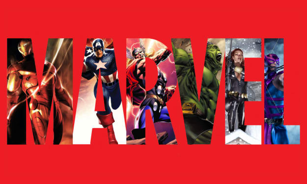 My Top 5 Favourite Marvel Films
