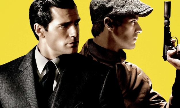 Viewing 'The Man From U.N.C.L.E.' Film