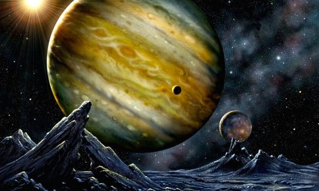 Life on Jupiter