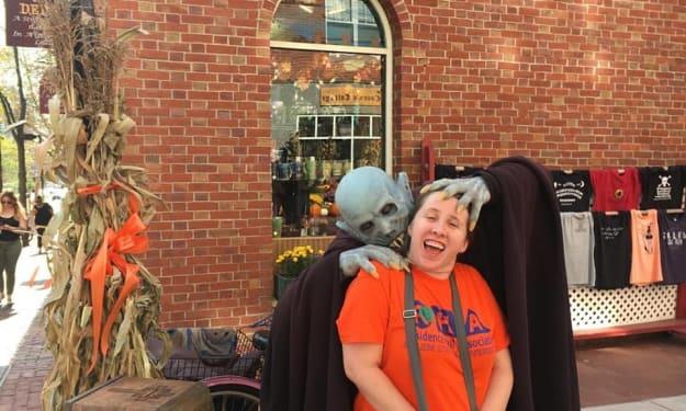 Day in Salem