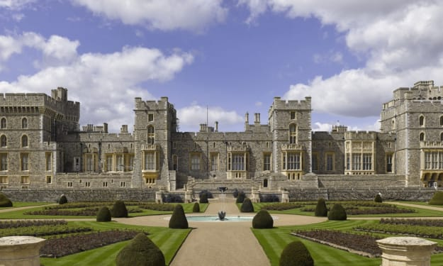 Visit the Top 5 Castles In the UK