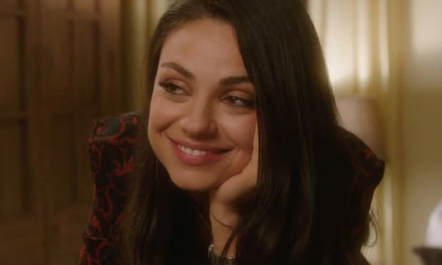 Though She's 'Ragged Tired,' Mila Kunis Has The Right Attitude About Raising Children