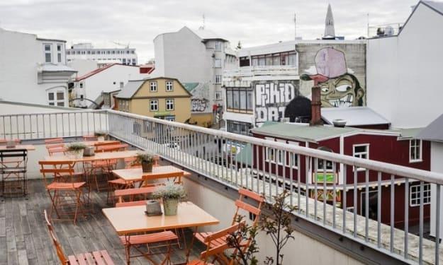 A Review of Loft Hostel in Reykjavik, Iceland