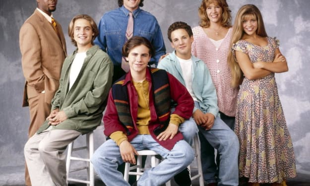 'Boy Meets World' Reunion We've Been Waiting For