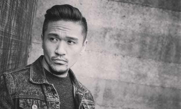 Chapter 1: The Beginning of a Tatted Asian Actor