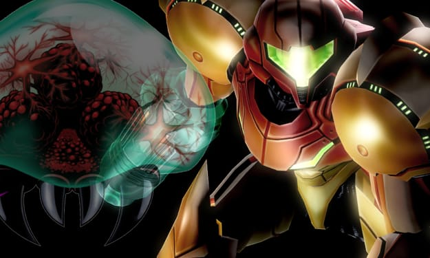 Ten Creepiest Creatures from the 'Metroid' Series