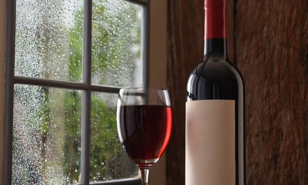 The Best Wines on a Rainy Day