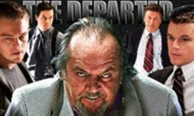 'The Departed' Is One of the Best Movies of All-Time
