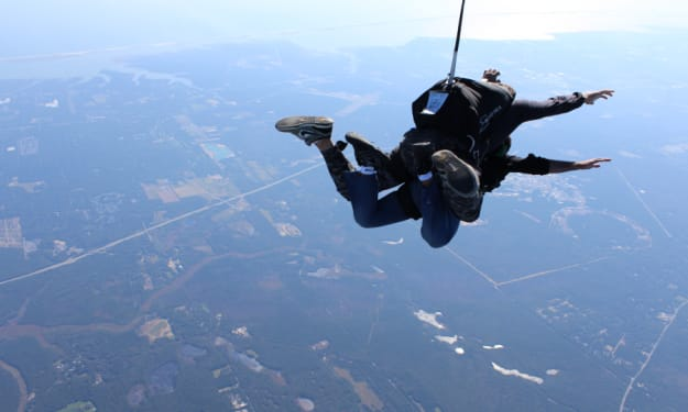 The Thrills of Skydiving