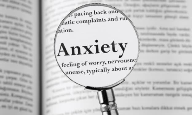 Dear Anxiety, Why?