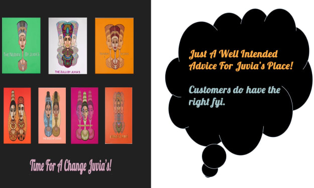 Juvia's Place: Time for a Change!