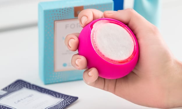 I Tested the FOREO UFO—And It Gave Me Skin That's Out of This World!
