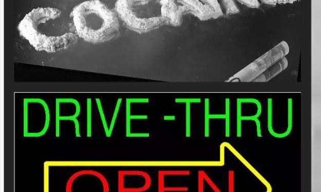 Cocaine Drive-Thru