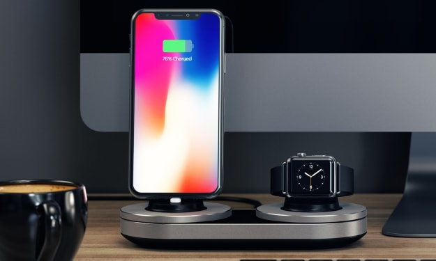 Charge All Your Devices in One Place with the Satechi Dual Charging Dock