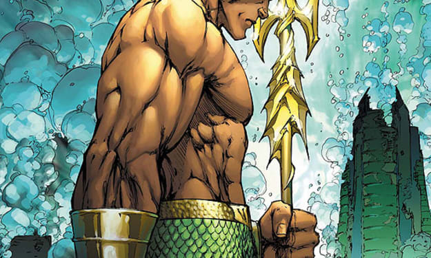 Namor, The Sub-Mariner: Marvel's Preeminent Antihero