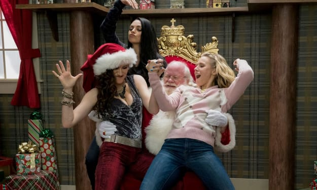 Movie Review: 'A Bad Moms Christmas'