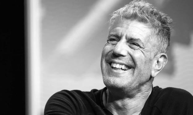 What Anthony Bourdain Left Behind