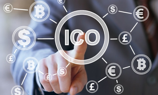 Signs an Initial Coin Offering Is a Scam