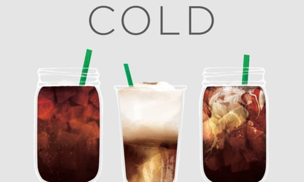 Starbucks' Cappuccino Freddo