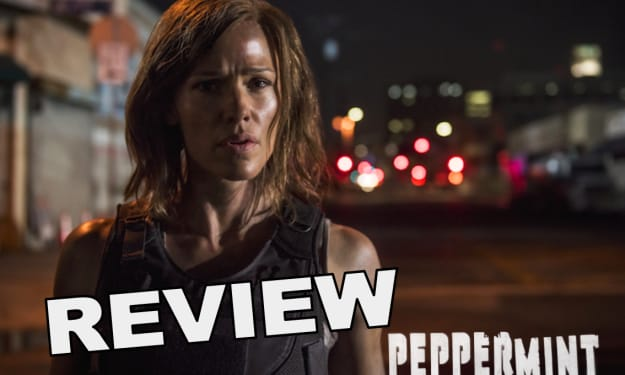 'Peppermint' Is a Lackluster Action Movie with a Cliché Story