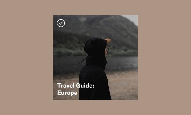 Vocal Verified—Travel Guide: Europe