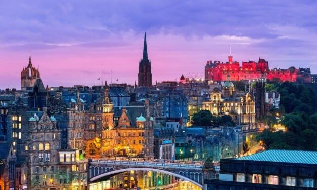 A Budget Guide to Edinburgh