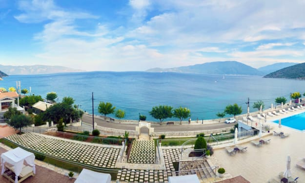 A Day Well Spent in Kefalonia, Greece