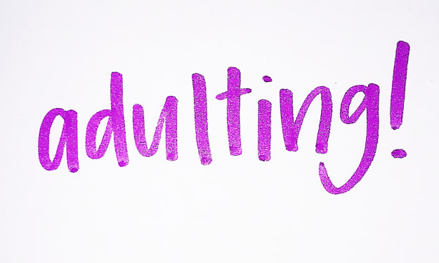 Adulting!