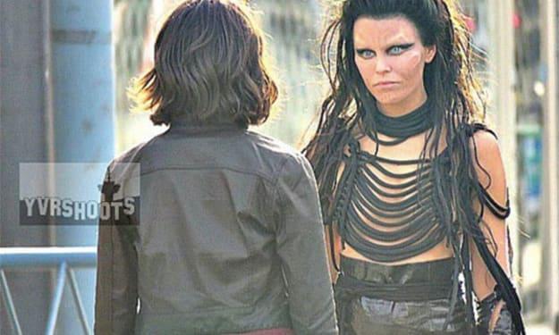 New Power Rangers Photos Hint At Rita Repulsa's Backstory