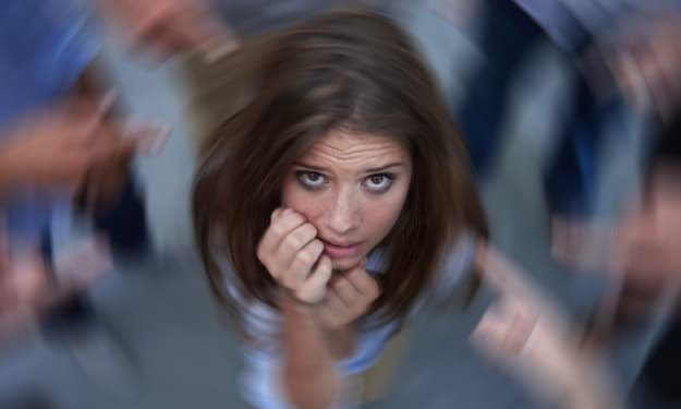 5 Ways to Calm a Panic Attack