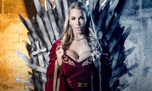 Fancy A Snow Job? Does This 'Game Of Thrones' Porn Parody Have Less Sex Than The Show Itself?
