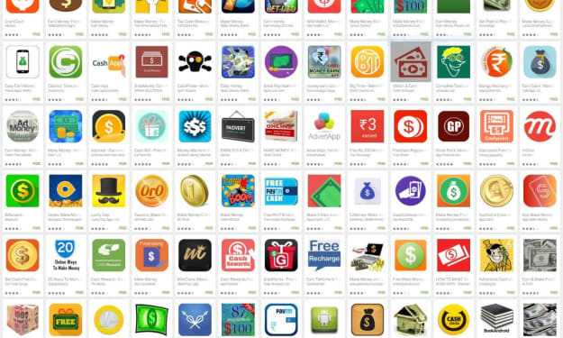 Extra Income with Apps