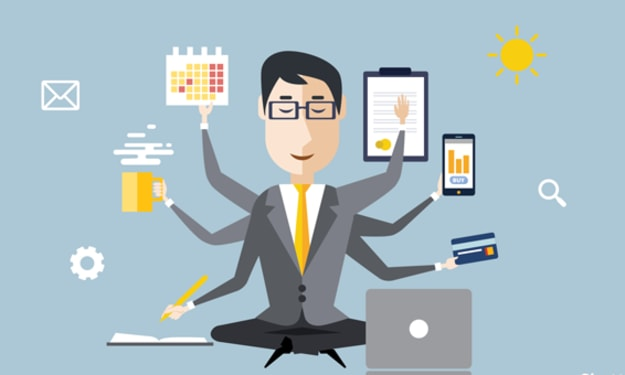 5 Ways to Increase Productivity at Work