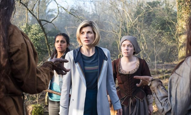 Amazon Prime Blunder Releases New 'Doctor Who' Episode Days Before Its Premiere
