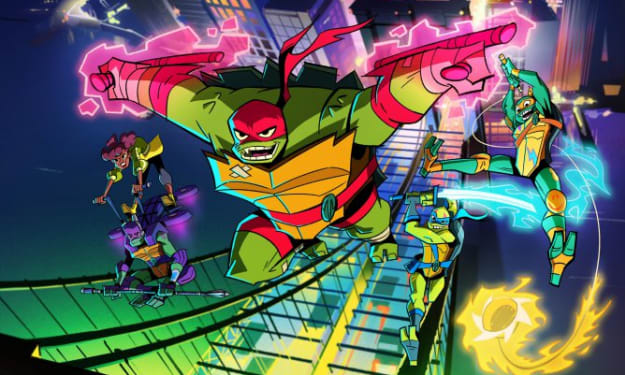 Why 'Rise of the Teenage Mutant Ninja Turtles' Is WRONG