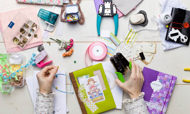 10 Scrapbooking Tips for Newbies