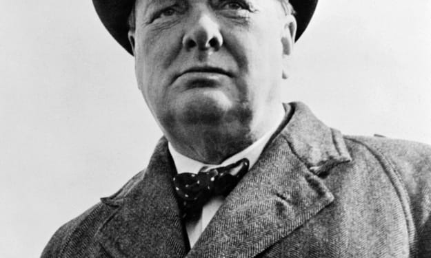 Winston Churchill - The Fraud