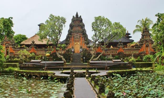 The Temples ofUbud