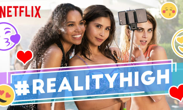 Film Review: '#RealityHigh'