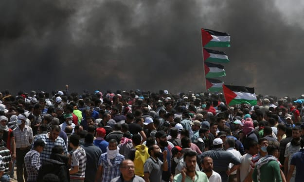 The World Is Silent to Palestinian Death