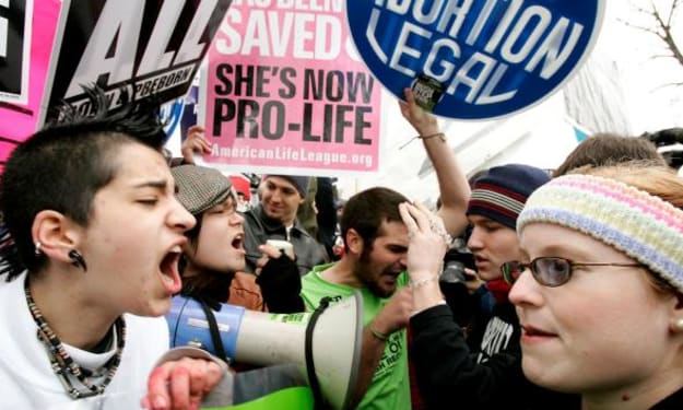 An Abortion Saved My Life