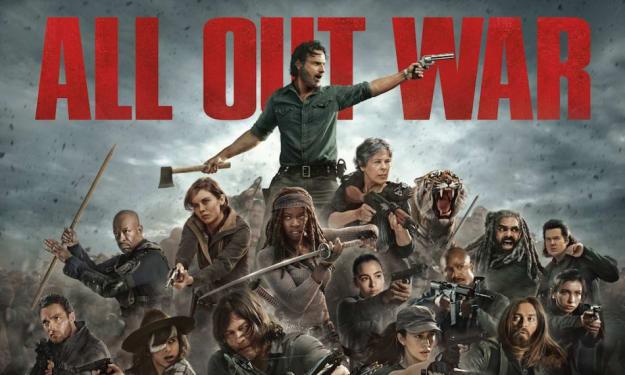 'The Walking Dead' Is Dead Itself