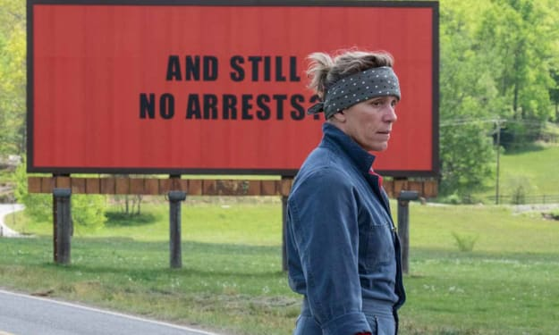 Movie Review: 'Three Billboards Outside Ebbing, Missouri'