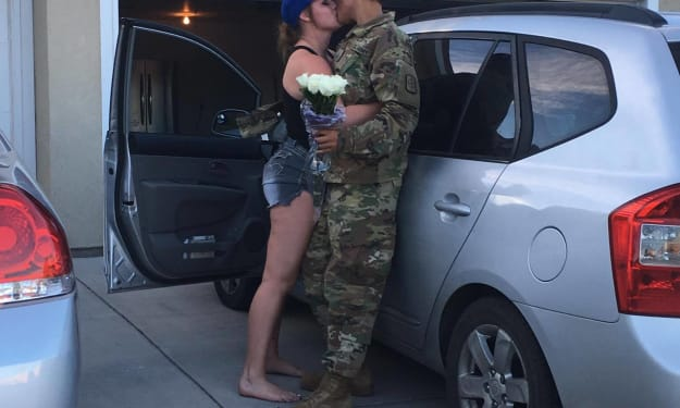 Being in Love With a U.S. Army Soldier